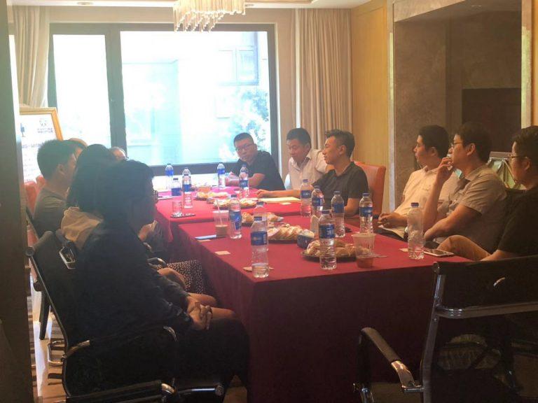 大华锦绣东郊产业园私享会第四期成功举办!