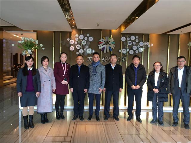 深化沪苏两地交流联系,大华锦绣东郊产业园与江苏海门经济开发区启动建立长三角一体化产业联盟